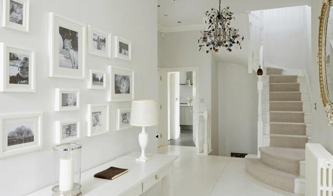 d coration entr e maison photos. Black Bedroom Furniture Sets. Home Design Ideas