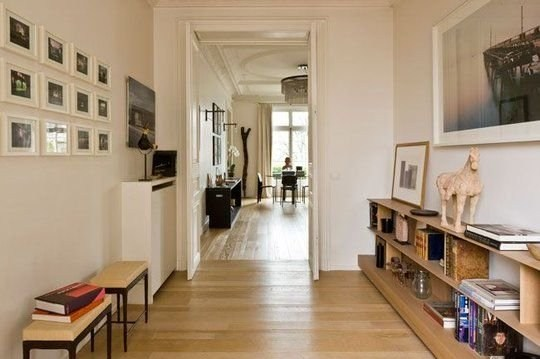 décoration entrée maison photos