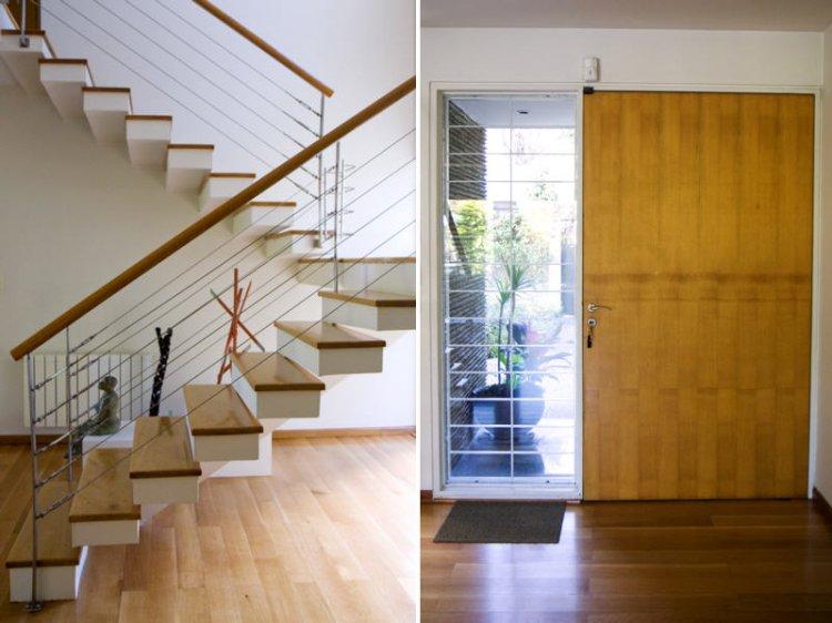 d coration hall entr e avec escalier. Black Bedroom Furniture Sets. Home Design Ideas