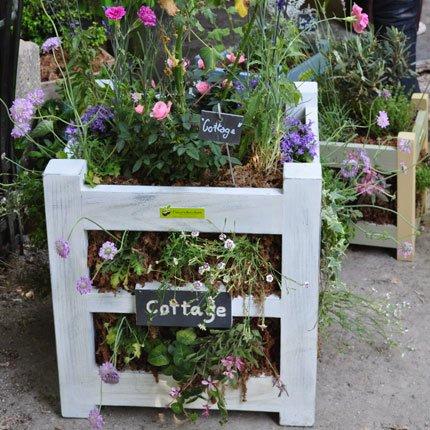 D coration jardin r cup - Deco jardin recup ...
