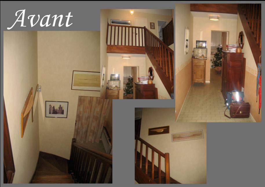 Emejing Décoration Entrée Escalier Photos - Joshkrajcik.us ...