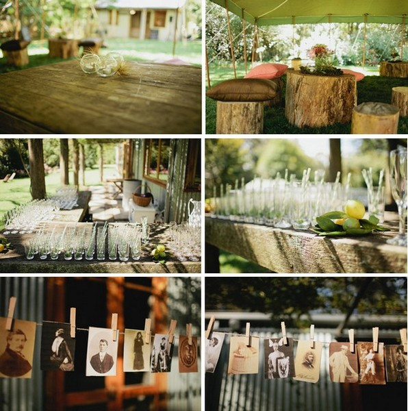 D coration mariage barbecue for Decoration 5 ans de mariage
