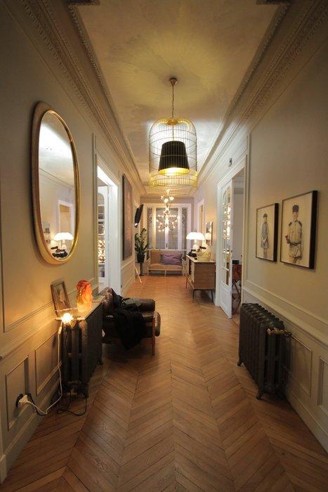 idée décoration petite entrée appartement