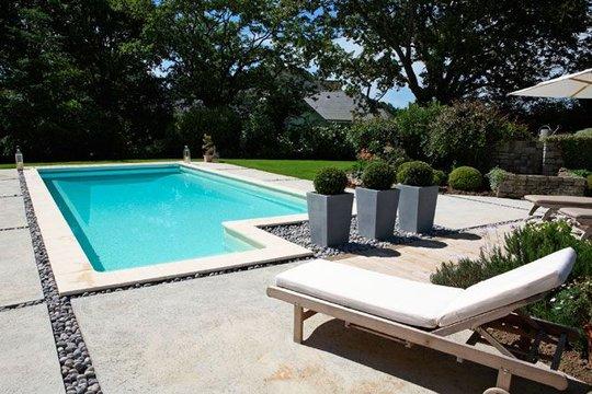d coration plage piscine. Black Bedroom Furniture Sets. Home Design Ideas
