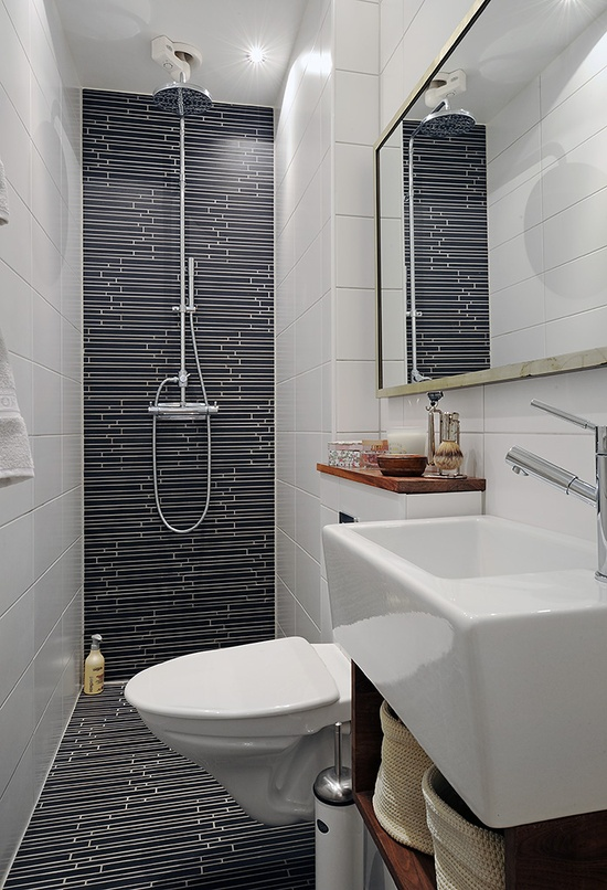 organisation décoration salle de bain petit budget - Budget Salle De Bain