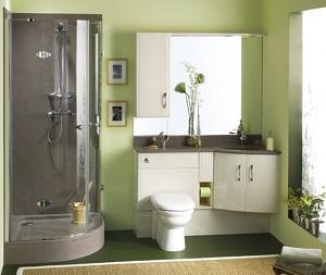 univers décoration salle de bain petite