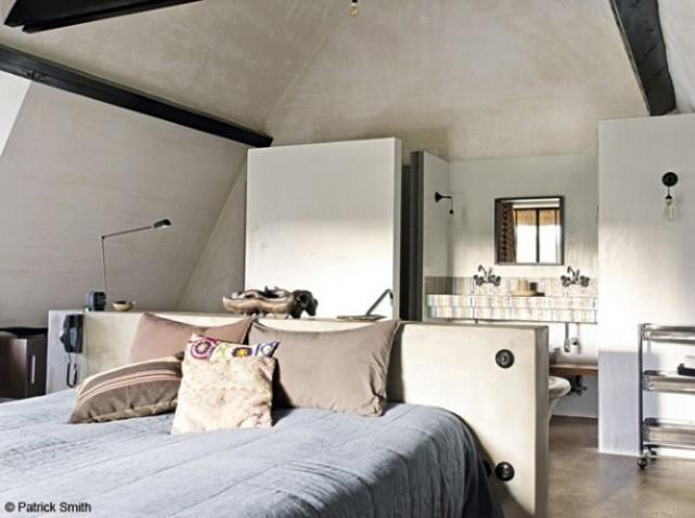 d coration suite parentale moderne. Black Bedroom Furniture Sets. Home Design Ideas