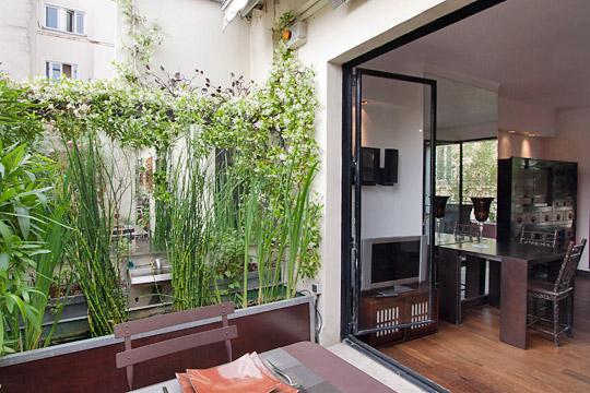 décoration exterieur pour terrasse