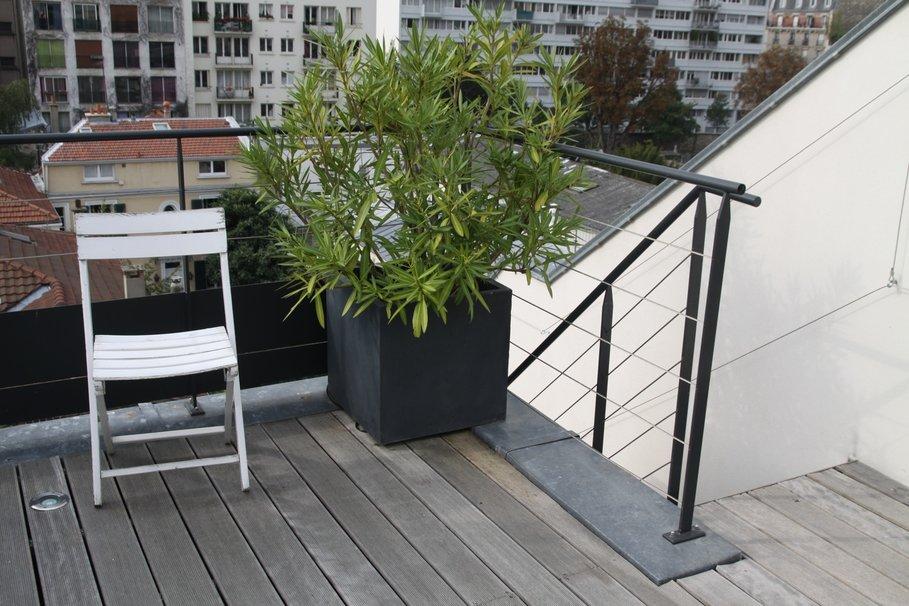 D coration terrasse design for Designer terrasse