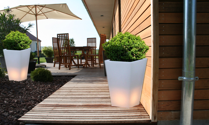 D coration terrasse exterieur photo for Deco de jardin exterieur
