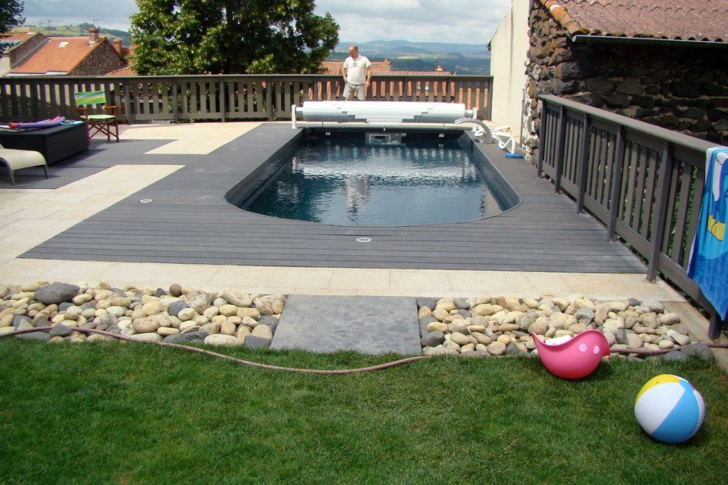 exemple décoration terrasse piscine