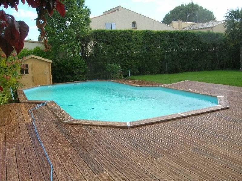 D coration terrasse piscine for Photo deco piscine