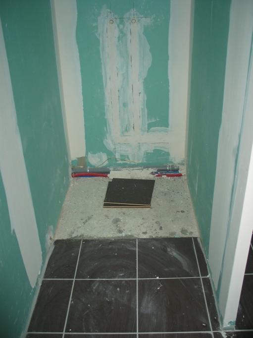 Faire une salle de bain a l 39 italienne for Construire sa salle de bain