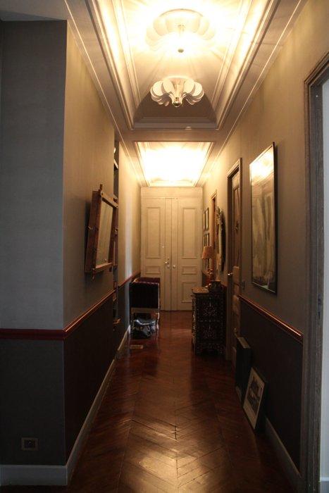 Photo idée déco entrée d\'appartement