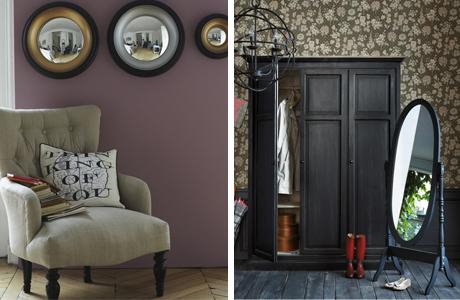 id e d co pour une entr e d 39 appartement. Black Bedroom Furniture Sets. Home Design Ideas