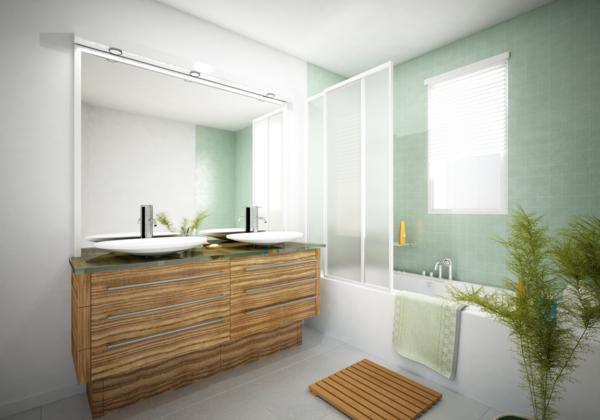 modèle idée déco salle de bain petit budget - Budget Salle De Bain
