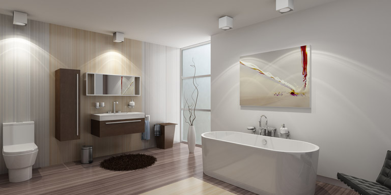 Id e d co salle de bain petit budget for Idee deco cuisine petit budget