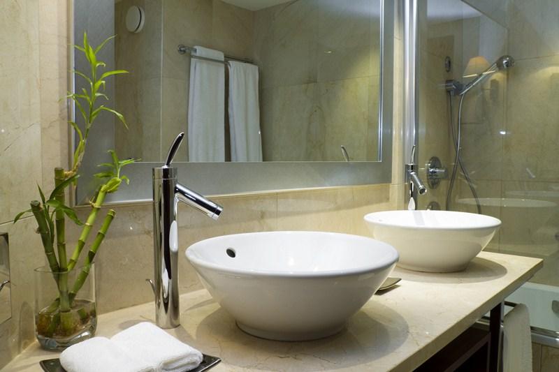 Id e d co salle de bain zen for Decoration zen pour salle de bain