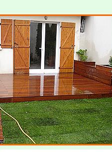 Id e d co terrasse bois - Idee deco terrasse bois ...