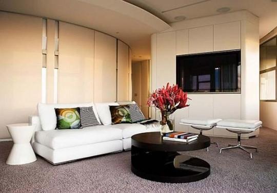 Photo idée décoration d\'appartement
