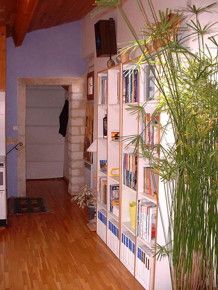 Photo idée décoration entrée appartement