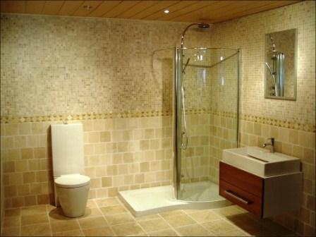 Stunning Idee Deco Carrelage Salle De Bain Ideas - Amazing House ...
