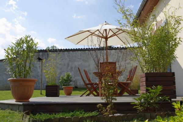 univers idée décoration terrasse extérieure