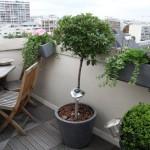 idées déco terrasse appartement