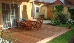 Id es d co terrasse bois - Idee de terrasse en bois ...