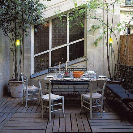 id es d co terrasse pas cher. Black Bedroom Furniture Sets. Home Design Ideas