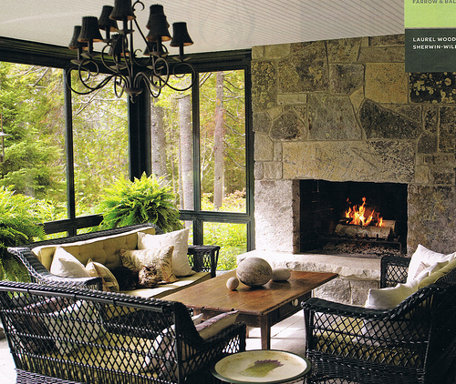 idee d co d une v randa. Black Bedroom Furniture Sets. Home Design Ideas