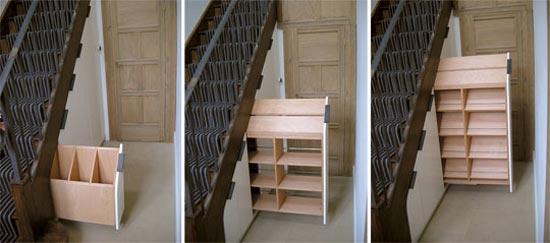 exemple idee déco entrée avec escalier