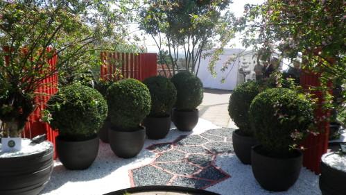 idee d co entr e jardin. Black Bedroom Furniture Sets. Home Design Ideas