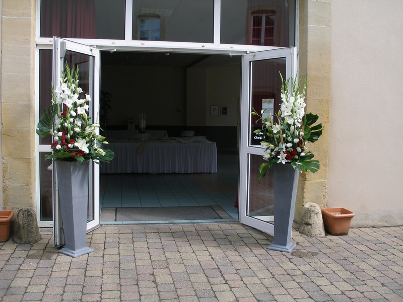Awesome Decoration Pour Jardin Exterieur 2 Deco Entree Eglise Mariage Idee Deco Entree Salle Mariage
