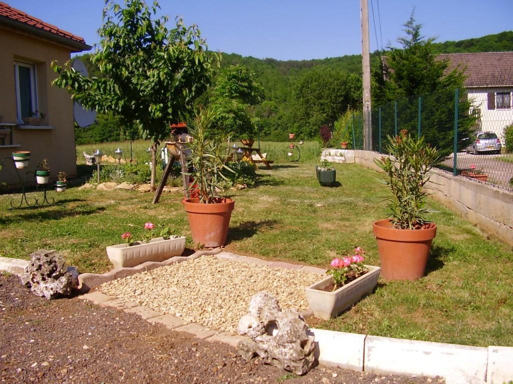 decoration de jardin pas cher