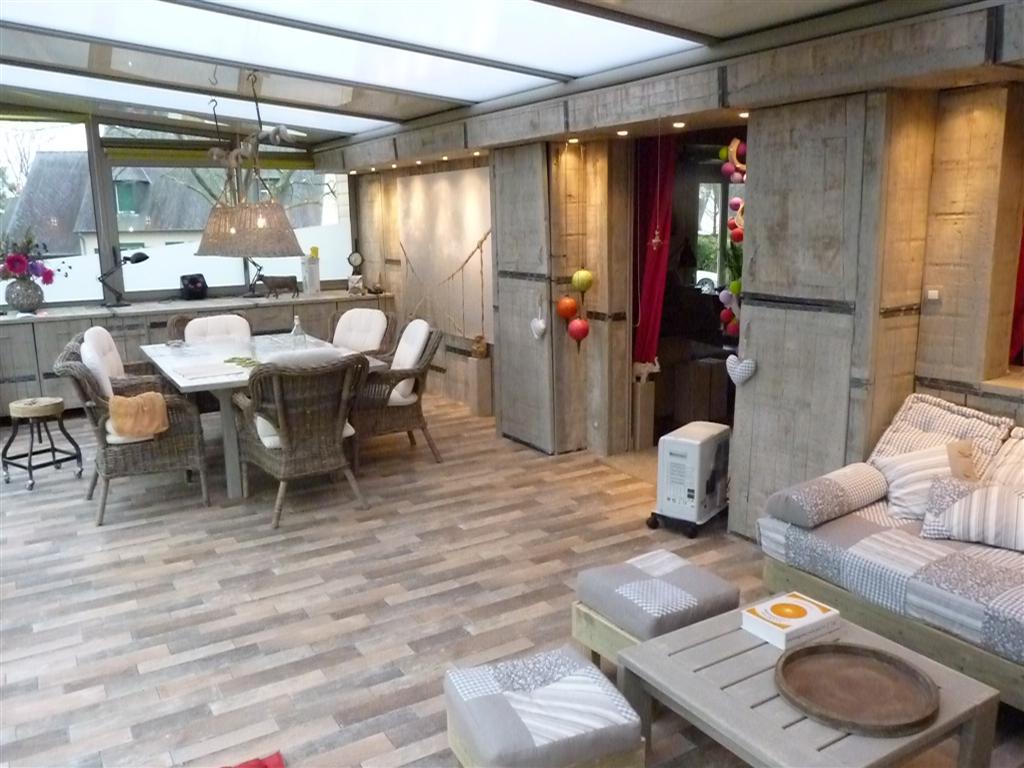 Idee d co peinture v randa - Idee deco veranda ...