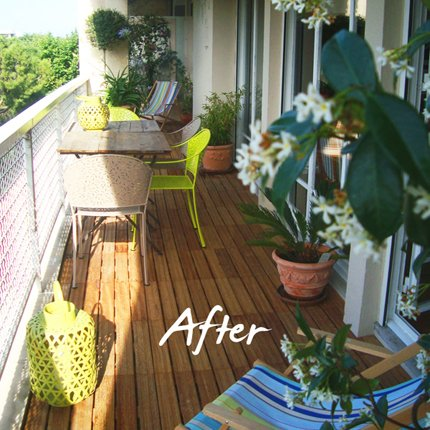 D co appartement zen d co sphair - Idee deco balcon appartement ...