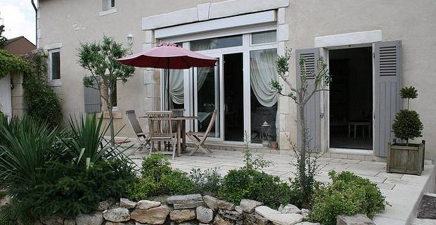 Idee Amenagement Terrasse. Ide De Terrasse Repre With Idee ...