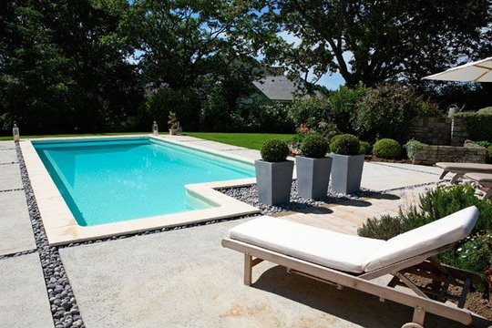 Idee d co terrasse piscine for Deco piscine design