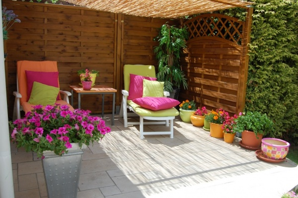 Idee d co terrasse zen for Idee deco terrasse zen
