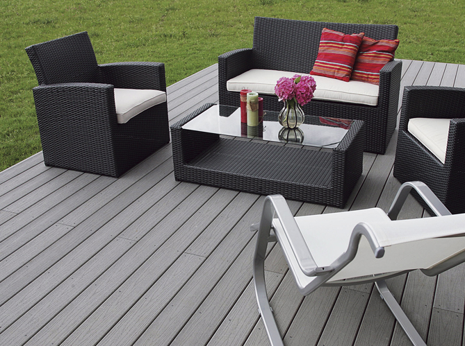 idee d coration terrasse exterieure. Black Bedroom Furniture Sets. Home Design Ideas