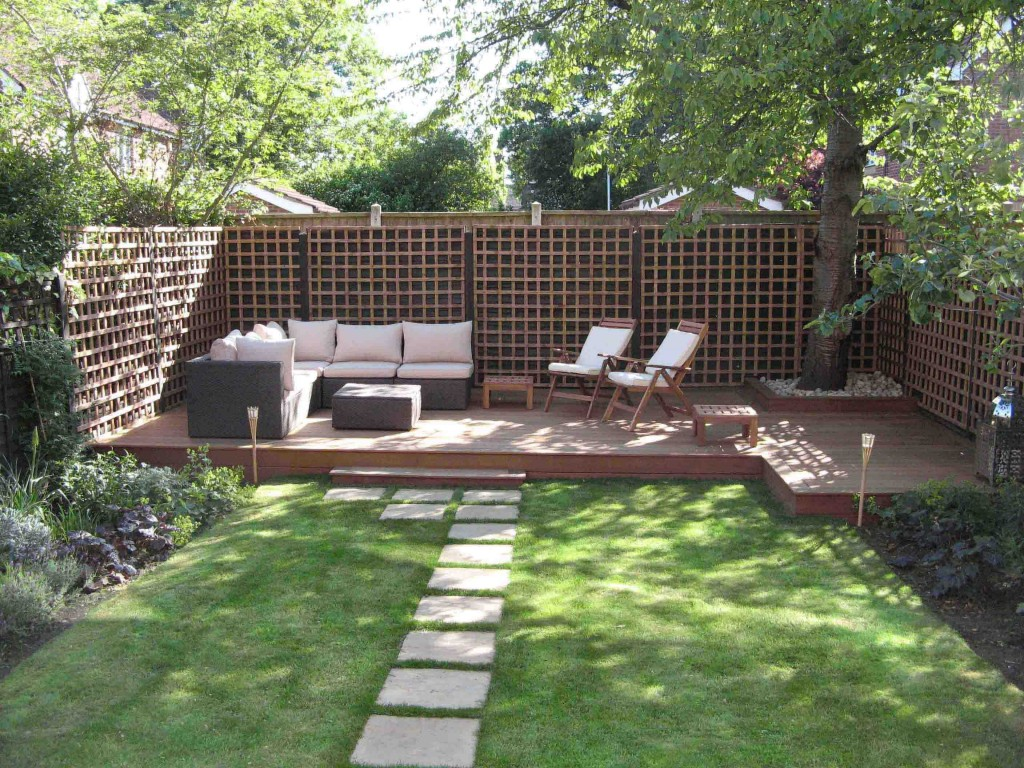 Idee d coration terrasse jardin - Idee deco terrasse jardin ...
