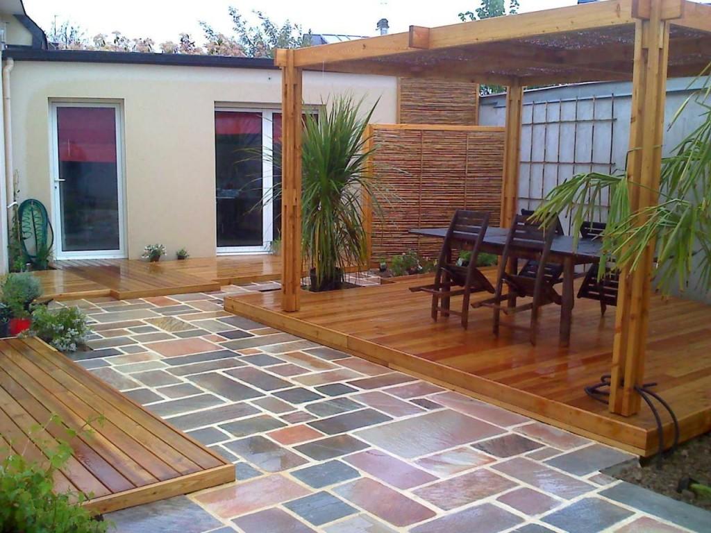idee décoration terrasse jardin
