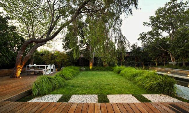 terrasse decoration jardin