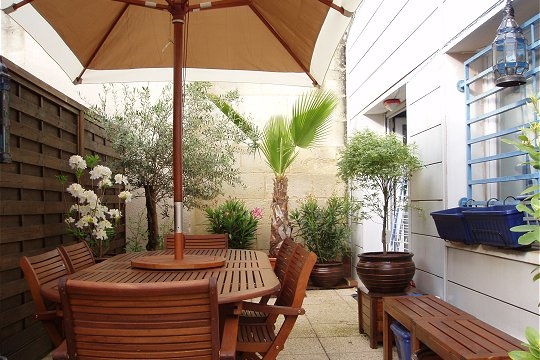 Awesome Decoration Terrasse Pictures - Design Trends 2017 ...
