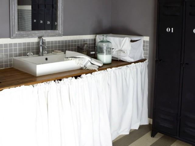idee meuble salle de bain pas cher 2016 - Fabriquer Meuble Salle De Bain Pas Cher