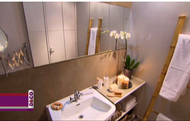 M6 deco salle de bain zen for Salle de bain ambiance zen