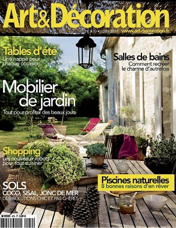 Magazine d co jardinage for Deco idees magazine