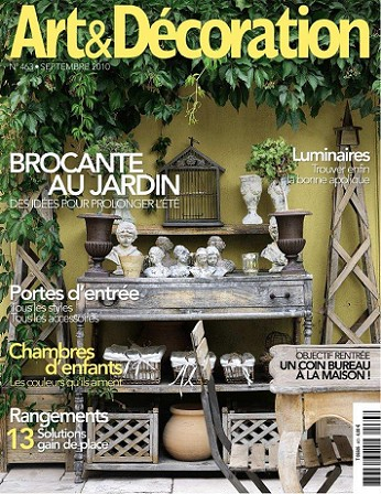 Magazine d co jardinage - Art et decoration magazine ...