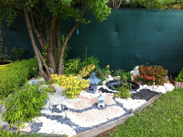 decoration de jardin zen